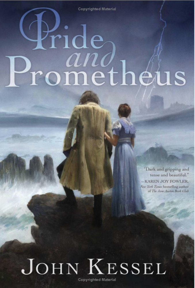 Robert Hunt, Cover, Illustration, Pride and Prometheus