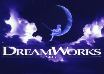 Dreamworks, robert hunt, illustration, logo, william hunt