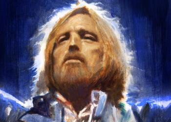 Robert hunt, Tom Petty, portrait